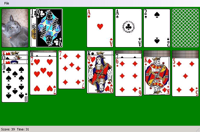 Solitaire++ Screen Shot